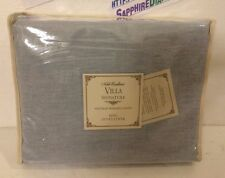 NOBLE EXCELLENCE VINTAGE WASHED LINEN KING DUVET COVER! RN #58909 New $229.00!