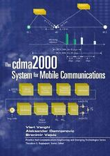 The cdma2000 System for Mobile Communications: 3G Wireless Evolution (Prentice H