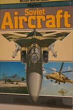 Military Aviation Library Soviet Aircraft Mikoyan Sukhoi Tupolev Reference Book