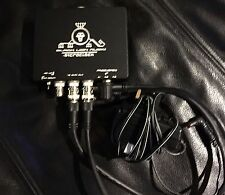 black lion audio Micro Clock Cables And Psu