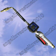 NEW Digital Oil & Lubricant Nozzle Gun + Flow Meter