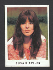 Susan Aviles Scarce 1970 German Pop Rock Music Sticker