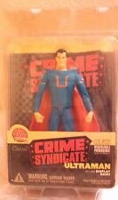 DC Direct Crime Syndicate Ultraman Action Figure With Display Base New In Pack