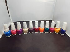 11 x USA ZHI Y AN Crackle Effect Nail Polish ~ Various Colours ~ 15ml