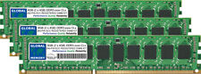 12GB 3x4GB DDR3 800/1066/1333MHz 240-PIN ECC REGISTRADA RDIMM