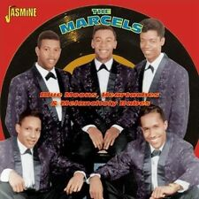Blue Moons, Heartaches and Melancholy Babes by The Marcels (Doo Wop) (CD,...