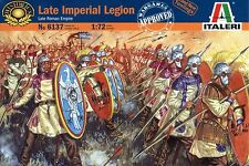 Italeri 1/72 6137 Late Imperial Legion (Late Roman Empire) (36 Figures 12 Poses)