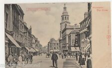 Worcester, The Cross, Hold To Light Novelty Postcard, B472