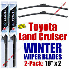 WINTER Wipers 2pk Premium Grade - fit 1993-1997 Toyota Land Cruiser - 35180x2