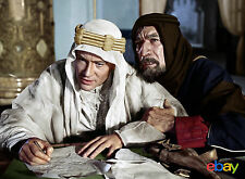 PHOTO LAWRENCE D'ARABIE - ANTHONY QUINN & PETER O'TOOLE - 11X15 CM  # 8