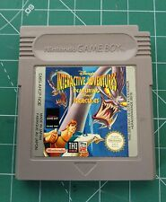 NINTENDO GAME BOY INTERACTIVE ADVENTURES HERCULES   VER FOTO