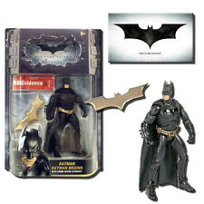 Batman The Dark Knight Movie Masters Batman Begins Batman w Crime Scene Evidence