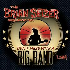 BRIAN SETZER ORCHESTRA - Don't mess with a big band LIVE (CD 2010)