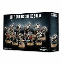 Warhammer 40K Grey Knight Strike/Purgation/Purifier/Interceptor Squad New