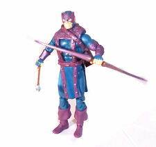 "Marvel Comics Universe scale CLASSIC HAWKEYE 3.75"" figure, avengers unboxed RARE"