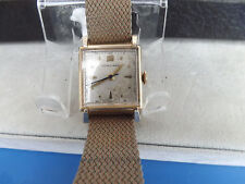 "Vintage Men's Longines ""10L"" Mechanical Watch"