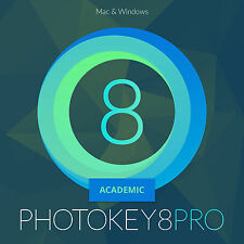 FXHome PhotoKey 8 Pro (Academic, Download) - Green Screen - NEW VERSION!!