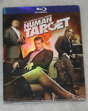 Human Target - Season Series 1 One - Blu-Ray Box Set - English - NEW & SEALED