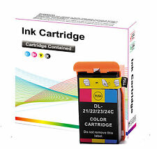 1 Colour Ink Cartridges For Dell V313 V313W V515W P513W P713W V715W 21 series 1