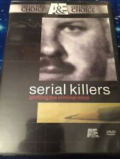 Serial Killers: Profiling the Criminal Mind Dvd