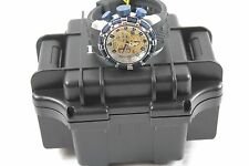 Invicta Reserve 50mm Bolt Swiss Made Quartz Chronograph Strap Watch  1 SLOT CASE