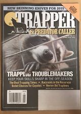 Trapper & Predator Caller New Knives Bullet Choices Apr/May 2015 FREE SHIPPING!