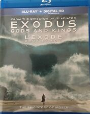 Exodus // blu-ray // no dvd // from the director of gladiator
