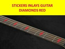 STICKERS INLAY DIAMOND RED FRET MARKERS VISIT OUR STORE WITH MANY MORE MODELS