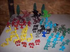 73 DRAGONRIDERS OF STYX 1981 DFC LAVA MEN DEMONS WIZARDS ORC SNAKE MEN 3 DRAGONS