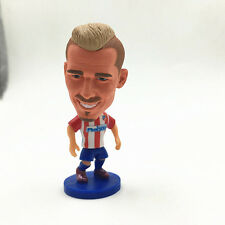 Statuina doll ANTOINE GRIEZMANN #7 ATLETICO MADRID 16-17 football action figures