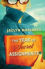The Year Of Secret Assignments, Jaclyn Moriarty, Good Book