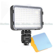 Pro XT-160-LED Video Light Lamp for Canon Nikon Pentax DSLR Camera DV Camcorder