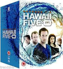 Hawaii Five O - Season 1-5 [DVD] Hawaii Five O - Season 1 2 3 4 5 Complete | NEW