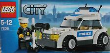 LEGO City Streifenwagen (7236)