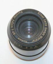 Ernst Leitz GmbH Wetzlar Focotar 4,5/5cm 4.5/5cm  for M39