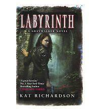 Labyrinth by Kat Richardson (Paperback, 2010)