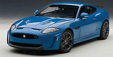 Autoart JAGUAR XKR-S FRENCH RACING BLUE 1:18*New!