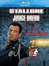 JUDGE DREDD (Sylvester Stallone)    -  Blu Ray - Sealed Region free