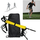 4M 8-Rung Agility Ladder Soccer Speed Football Fitness Feet Training Equipment