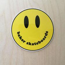 Baker skateboards Reynolds Hawk Beasley Figgy smile smiley happy face nice day