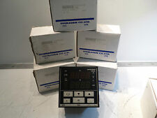 SHIMADEN PID TEMPERATURE CONTROLLER - SR24-2I-4090 - AUTO-TUNE - Qty Avail