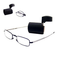 +3.5 Diopter Eschenbach Folding Micro Vision Reading Glasses, Cheaters, Specs