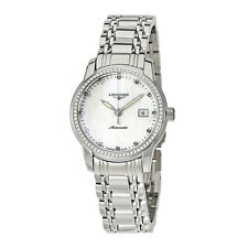 Longines Saint Imier Automatic Mother of Pearl Dial Ladies Watch L25630876