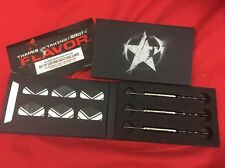 Marlboro Limited Edition Promo Steel Tip 3 Dart Set With Flights & US Map