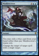 MISDIRECTION NM mtg Conspiracy Blue - Instant Rare
