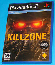 Killzone - Sony Playstation 2 PS2 - PAL