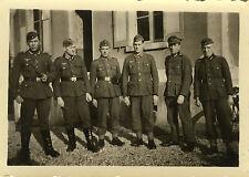 PHOTO ANCIENNE - VINTAGE SNAPSHOT - MILITAIRE ALLEMAND CASERNE - SOLDIER GERMAN