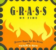 Gowanus Reggae & Ska Society : Grass on Fire CD (2010)