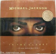 """MICHAEL JACKSON~""""IN THE CLOSET"""" Disco.12in.""""SEALED""""- LP!!!"""