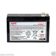 APC Original Replacement Battery Cartridge RBC #125 with Warranty|  #SMP-JAN17